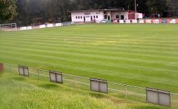 Fotbalové hřiště - vzdálenost 10 min. pěšky