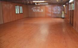 taneční sál Kraken